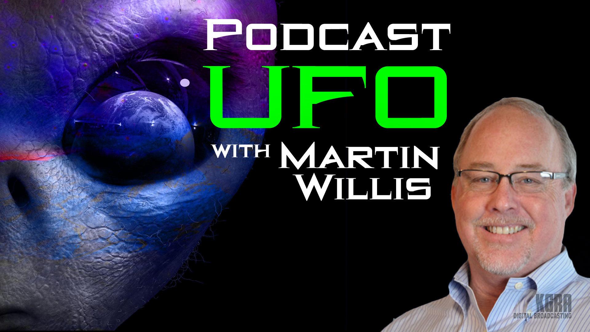Podcast UFO - Martin Willis