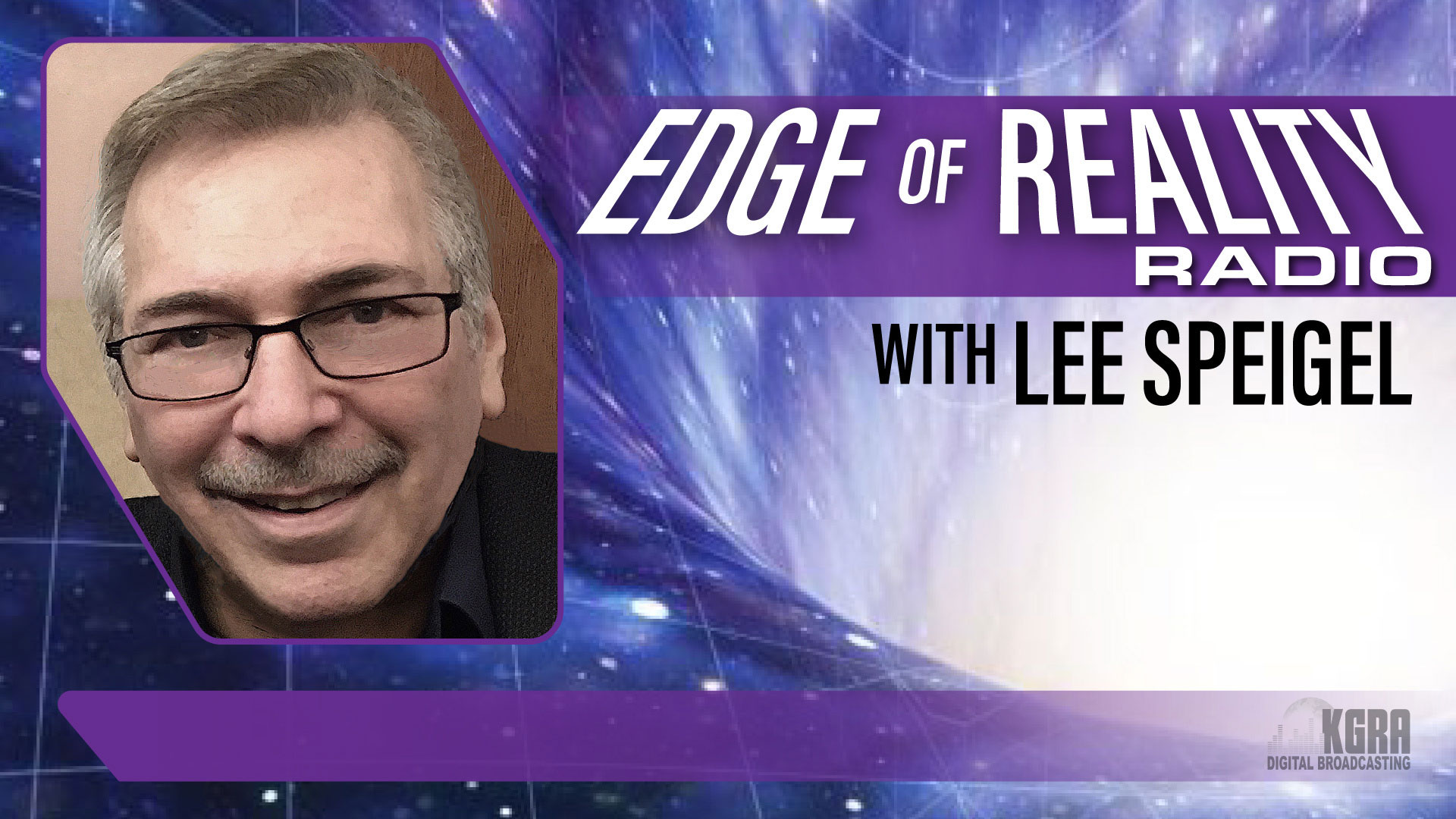 Edge of Reality Radio - Lee Spiegel