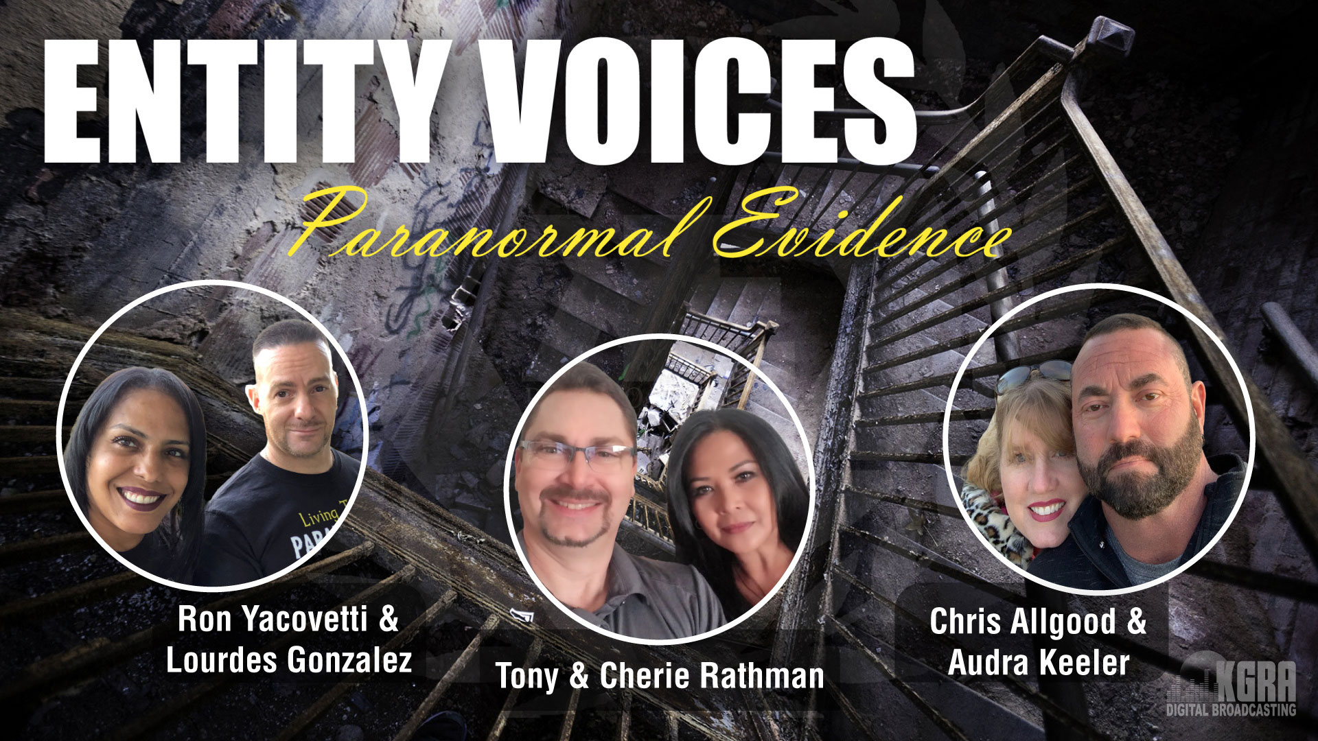 Entity Voices Paranormal Evidence